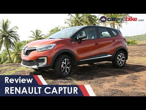 Renault Captur SUV Review 2017 | NDTV CarAndBike