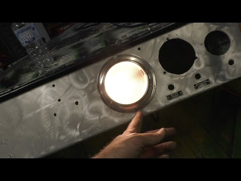 Wiring the electrics on a boat [Pt 1]