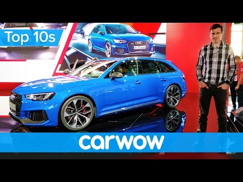 New Audi RS 4 Avant 2018 - better than a Mercedes-AMG C63? | Top10s
