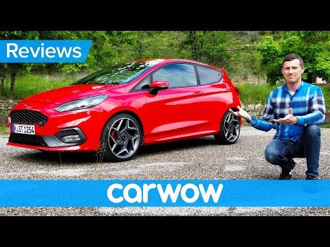 New Ford Fiesta ST 2019 review - see why it