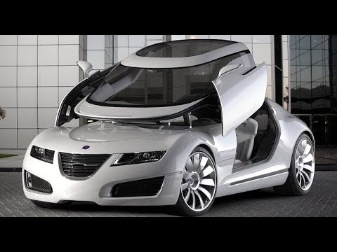 Meet the $800,000 Saab Aero X Concept!