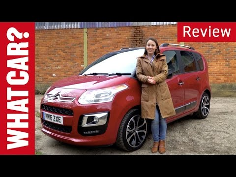 2017 Citroën C3 Picasso review | What Car?