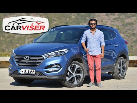 Hyundai Tucson 1.6 T-GDI AT 4x4 Test Sürüşü - Review (English subtitled)