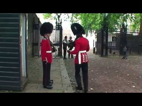 clarence house guards