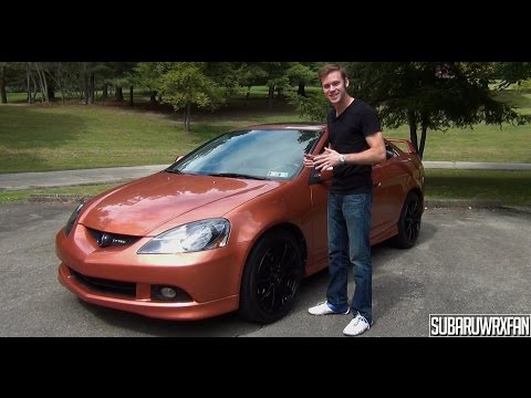 Review: 2006 Acura RSX Type-S