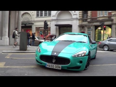 BRUTAL SOUNDS from LOUD Maserati