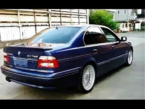 BMW Alpina B10 V8S 4.8L (E39) Quick look