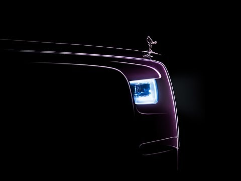 Introducing Rolls-Royce Phantom