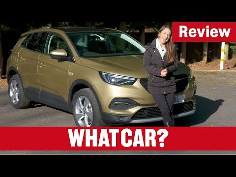 2017 Vauxhall Grandland X review - is Vauxhall