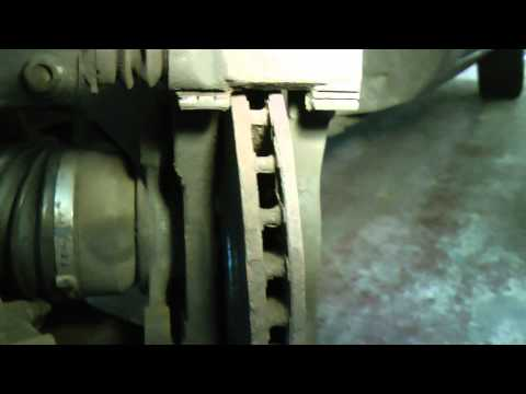 How To Change The Front Brake Pads & Discs On Vauxhall / Opel