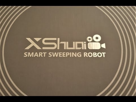 (EPISODE 1,546) UNBOXING/REVIEW VIDEO: Haier Xshuai WIFI Connected SMART Vacuum Cleaner #AMAZON