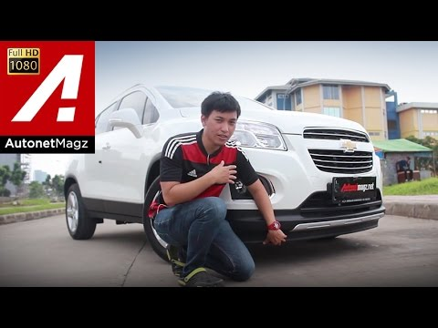 Review Chevrolet Trax Indonesia by AutonetMagz