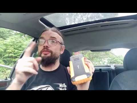 iClever Jump Pack Review - can it start a random Mazda 2.2 turbodiesel?