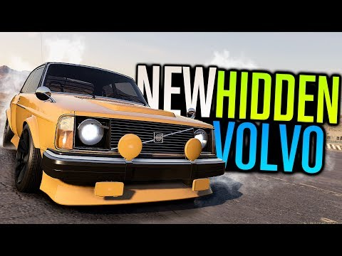 HIDDEN VOLVO 242DL LOCATON & CUSTOMIZATION | Need for Speed Payback