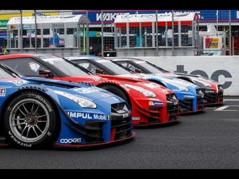 Live: Nissan Pitcam at SuperGT Rd.4 (Sugo) Race Day