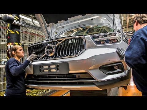 Volvo XC40 (2018) PRODUCTION