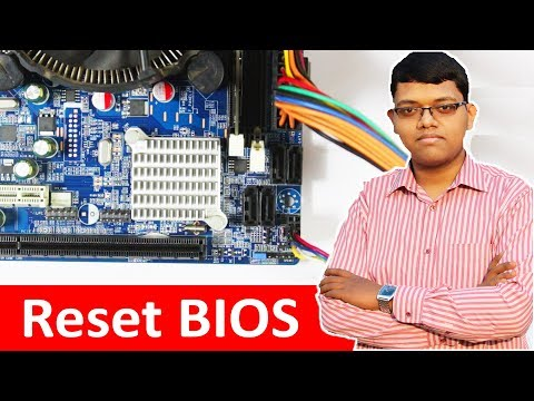 052 How to Remove - Reset - Clear BIOS Password on a HP Compaq