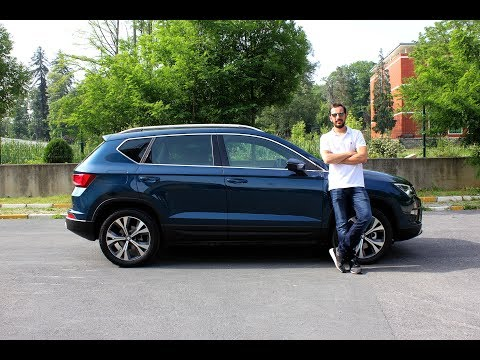 Seat Ateca 1.4 TSi DSG ACT 4Drive / Video