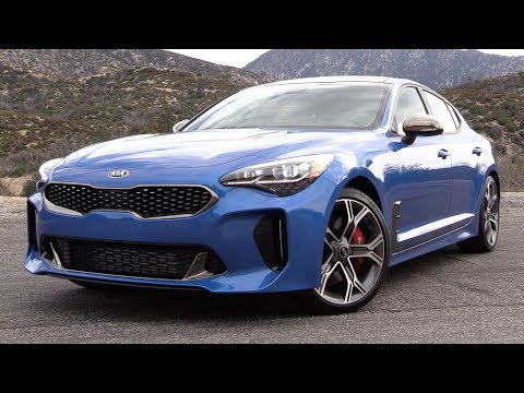 2018 Kia Stinger GT Review: The Gran Turismo Reinvented!