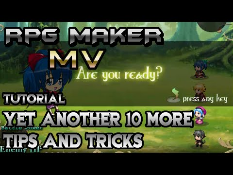 RPG Maker MV Tutorial: Battle Camera & Action Sequences (YEP