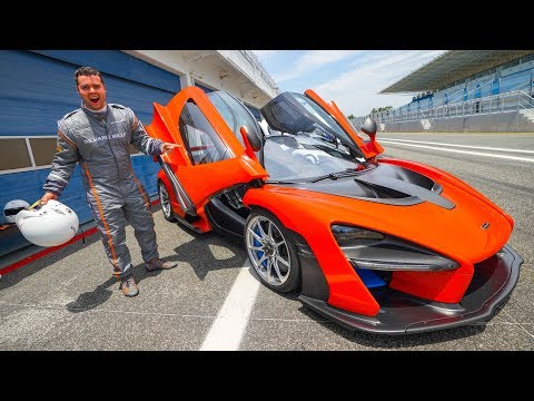 Here's Why The $1 Million Mclaren Senna Is The BEST Car In The World
