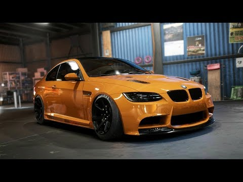 Need for Speed Payback   BMW M3 E92 Drift Build