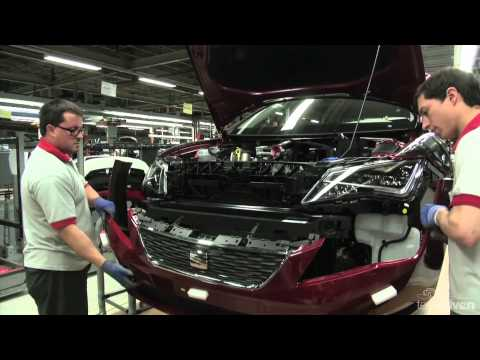 SEAT Martorell Factory, Leon Production