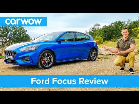 Ford Focus 2019 REVIEW - see why it could be the Car of the Year!