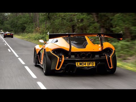 McLaren P1LM Exclusive First Drive & Full Tour