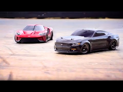 Road Racing Fun at Woodward | Ford GT and Mustang GT
