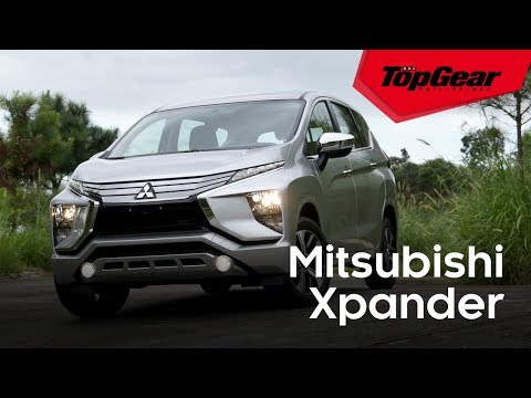 The Mitsubishi Xpander is your next MPV