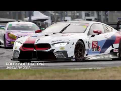 The heart ❤️  of the BMW M8 GTE – BMW Motorsport.