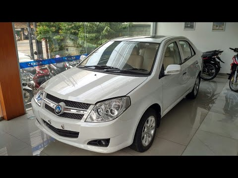 In Depth Tour Geely MK Sedan - Indonesia