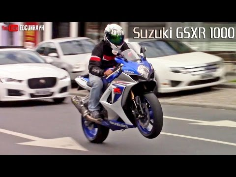 Suzuki GSXR 1000 Two Brothers 4x1 Exhaust - BIKERS GARAGE #07