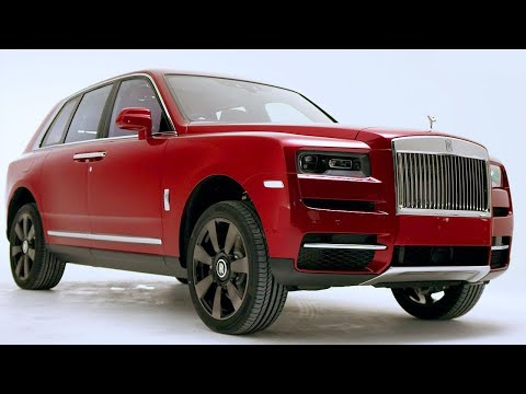 The Rolls-Royce Cullinan | Top Gear