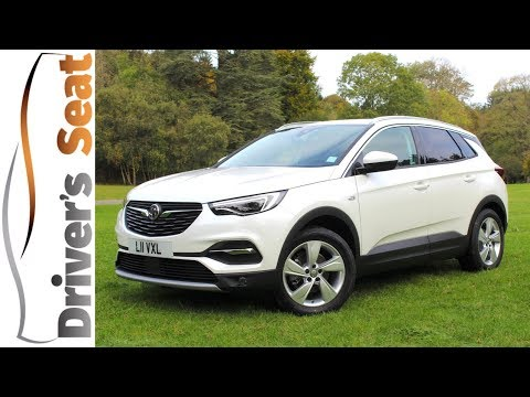 Vauxhall/Opel Grandland X 2017 SUV Review | Driver