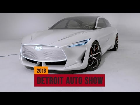 Infiniti Q Inspiration Concept previews stunning sedan at the Detroit Auto Show