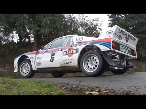 Step 4: Relive Group B with the Lancia 037 [Episode 4] - /MY LIFE as a RALLYIST