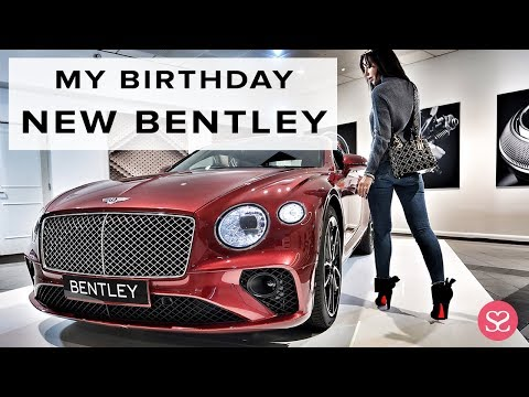 My Birthday at The Shard + NEW BENTLEY!! | Luxe VLOG | Sophie Shohet