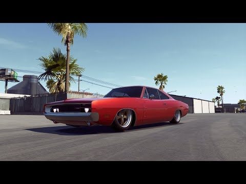 NFS PAYBACK - Dodge Charger customization + air suspension