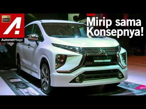 Mitsubishi Xpander Next Generation MPV First Impression Review
