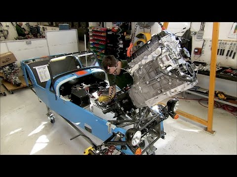 The Core of the Caterham 7 | How It
