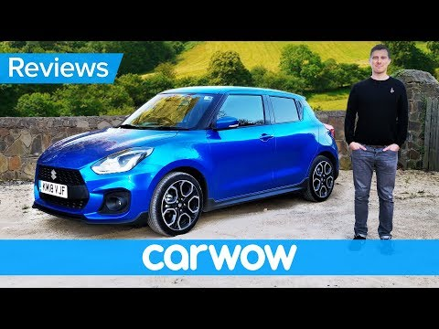 New Suzuki Swift Sport 2019 review –see why it's the most fun you can have on a budget