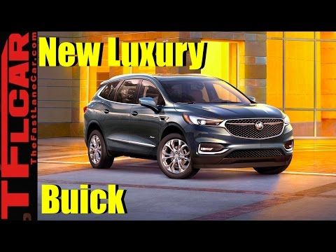 2018 Buick Enclave: Everything You Ever Wanted to Know