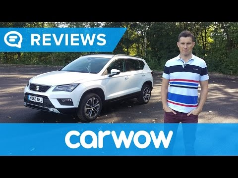 SEAT Ateca 2018 SUV in-depth review | Mat Watson Reviews