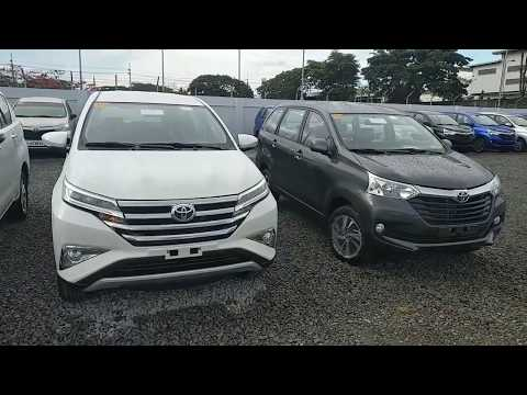 2018 Toyota RUSH vs Toyota Avanza - Side by side Walk around - Philippines
