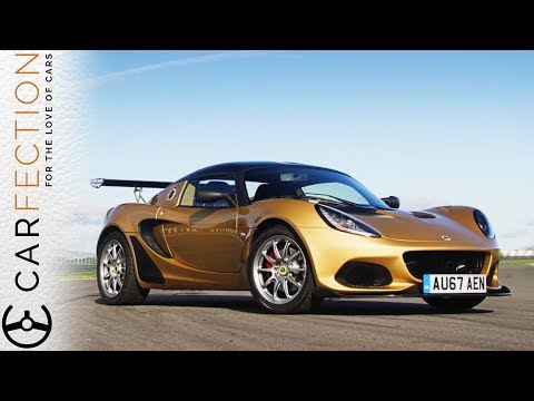 EXCLUSIVE: Lotus Elise Cup 260, The Quickest Road Legal Elise Ever - Carfection
