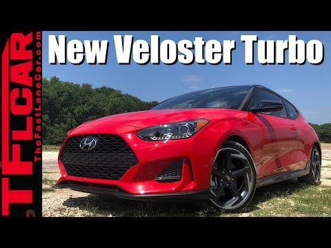 2019 Hyundai Veloster Turbo Sneak Peek: Business in the Front, Party in the Back?