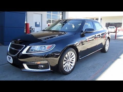 2011 Saab 9-5 Aero Turbo6 XWD Start Up, Engine, and In Depth Tour