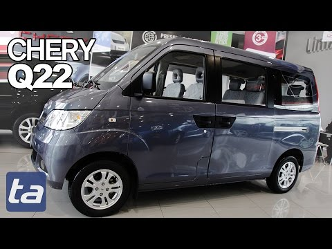 Chery Q22 2014 en Perú I Video en Full HD I Todoautos.pe